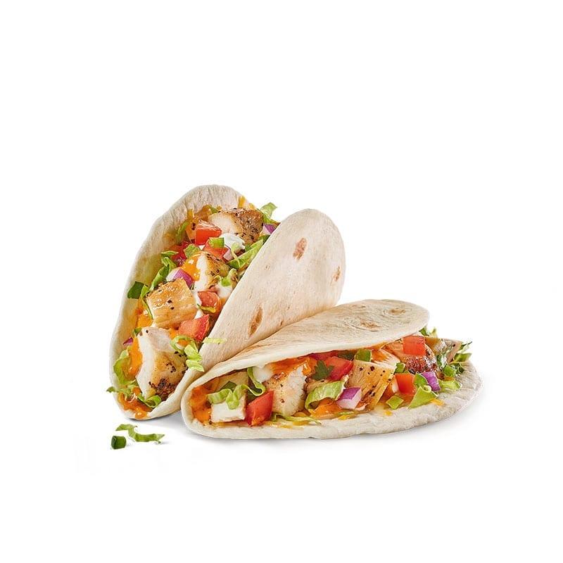 Ranchero Chicken Tacos