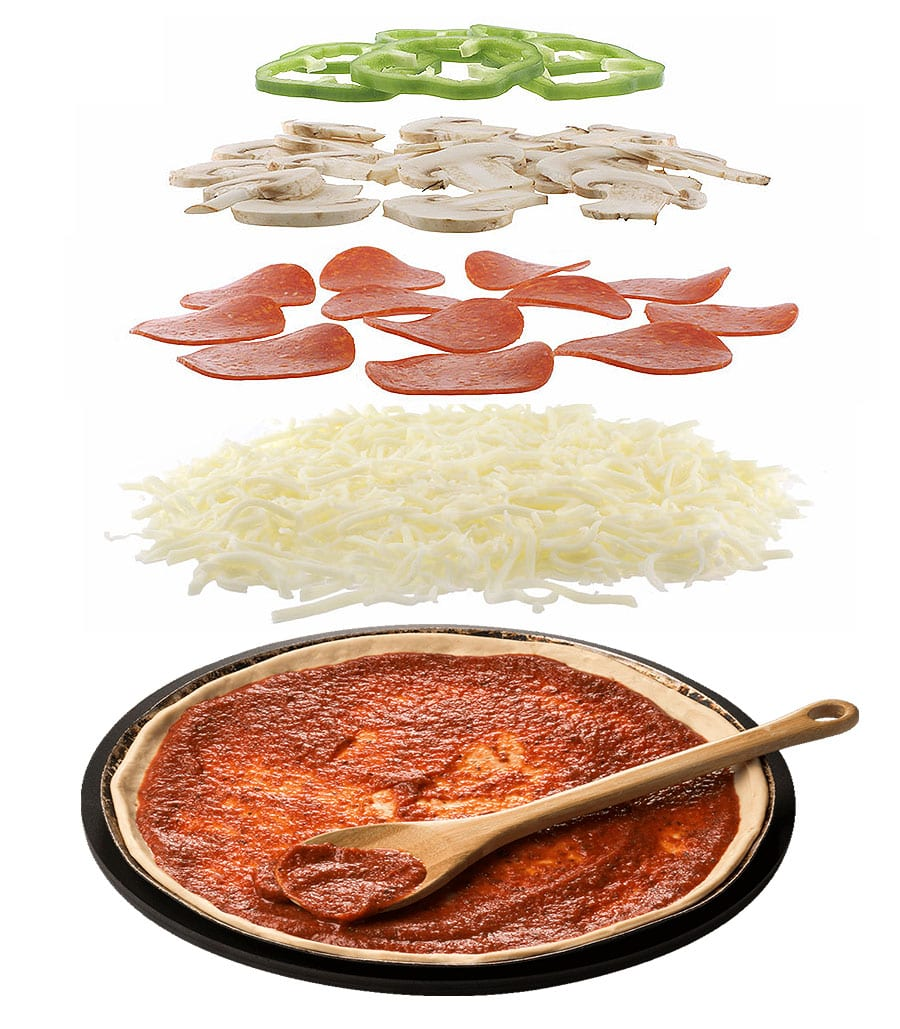 Build Your Own Pizza